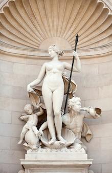 金星像、トリエステ