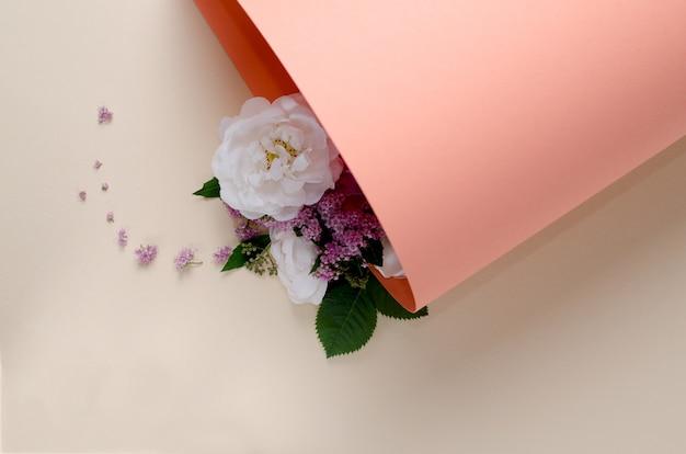 Розы, изолированные на белом.
