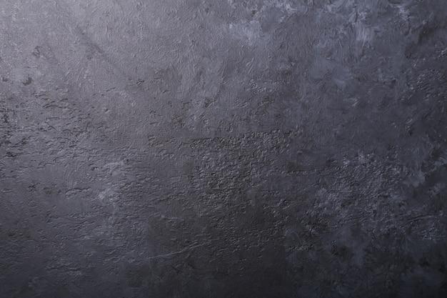 黒い暗い石の背景テクスチャ背景コピースペース