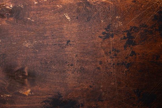 古いグランジの木製の背景テクスチャ