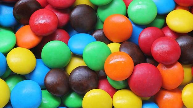 Красивый фон конфеты