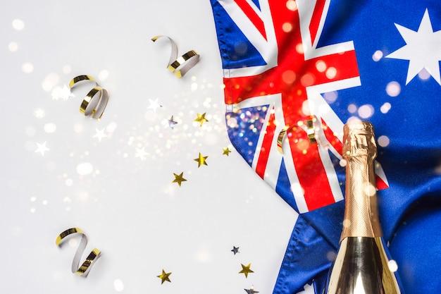 Счастливый день австралии фон