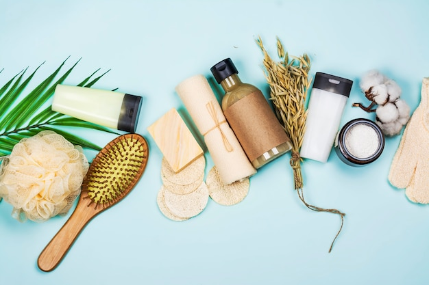 Косметические средства по уходу за телом