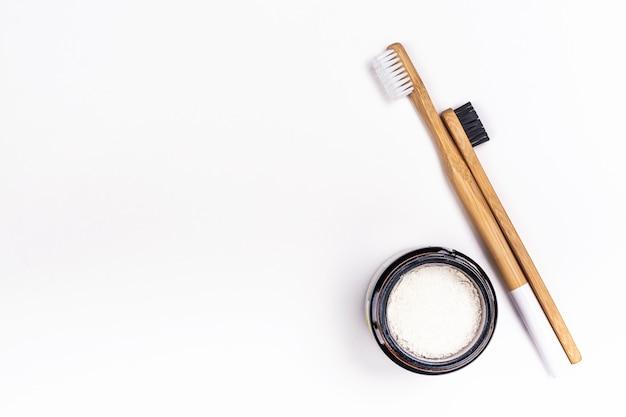 エコ竹製歯ブラシ