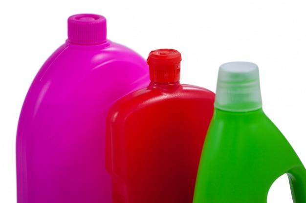 洗剤容器の配置