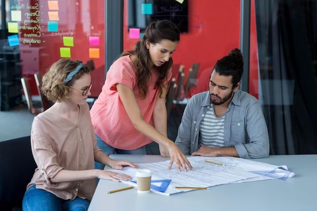 Руководители предприятий обсуждают план