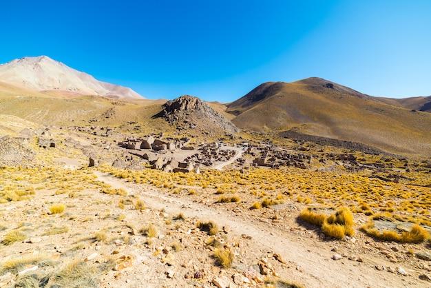 Поездка по андскому нагорью, южная боливия