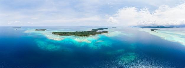 熱帯の島々