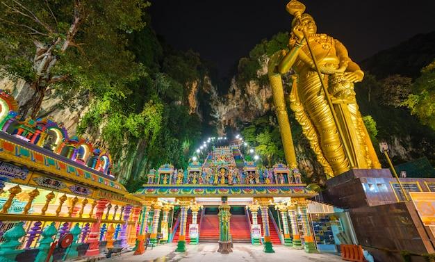 Пещеры бату куала-лумпур малайзия