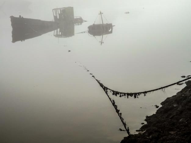 霧の中のハルク