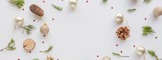Рождественский веб-баннер