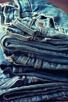 Стек джинсов