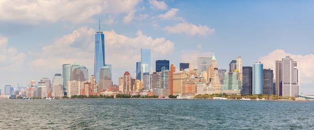 マンハッタン、ニューヨークの高層ビル