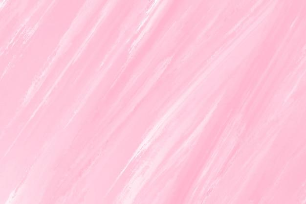ピンクの水彩画の質感