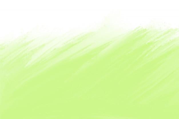 テキスト用のスペースを持つ緑の水彩テクスチャ