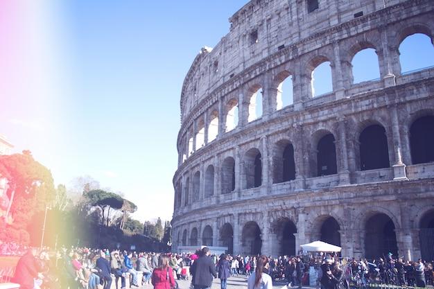 コロッセオローマ