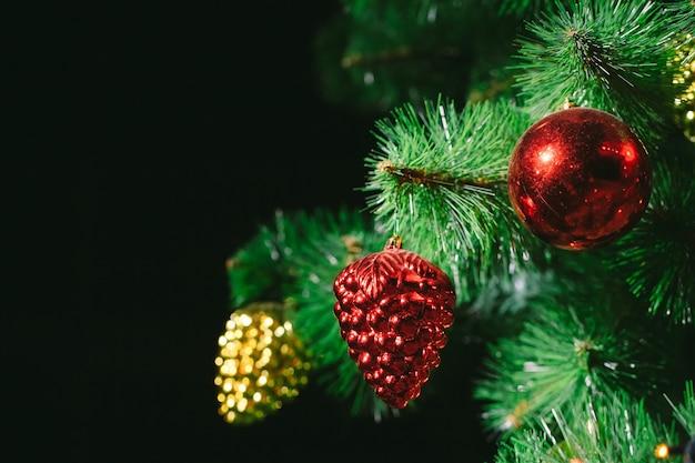 Рождественская елка фон