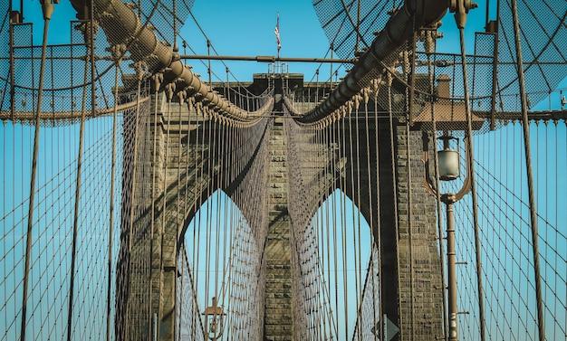 ニューヨーク市ブルックリン橋