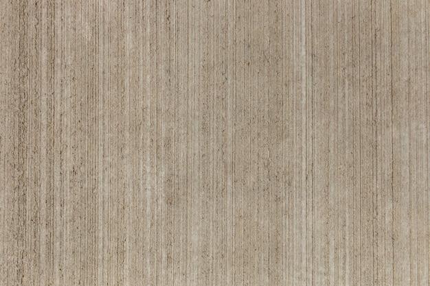 コンクリートの床のテクスチャのクローズアップ