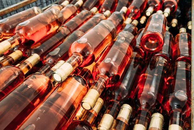 ワインの瓶