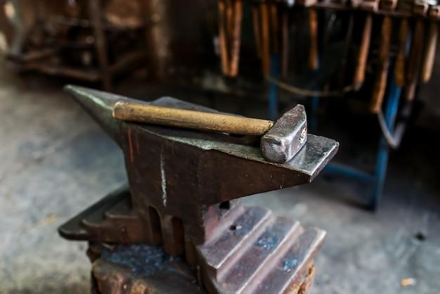 Молоток и наковальня