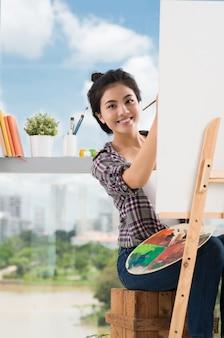 Прекрасный художник