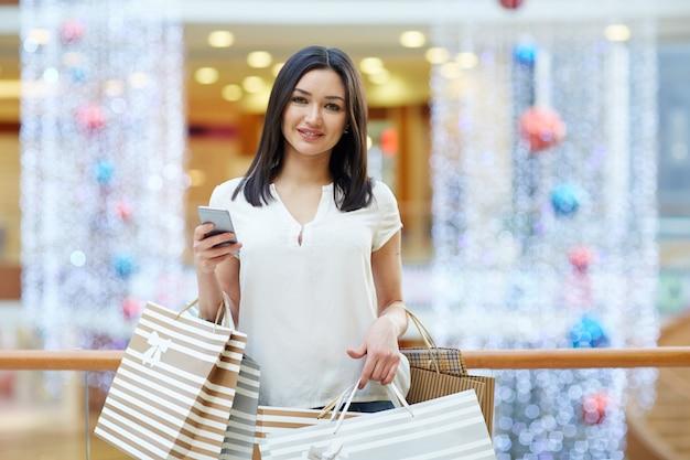 現代の買い物客