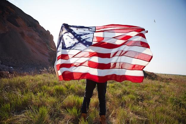 アメリカ国民の誇り