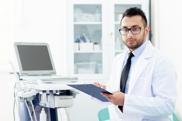 職場の医者