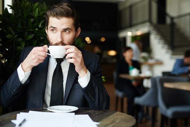 Имея кофе
