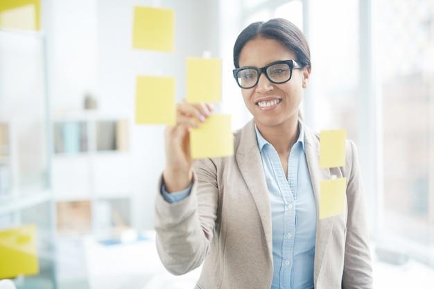 Планирование бизнес-леди