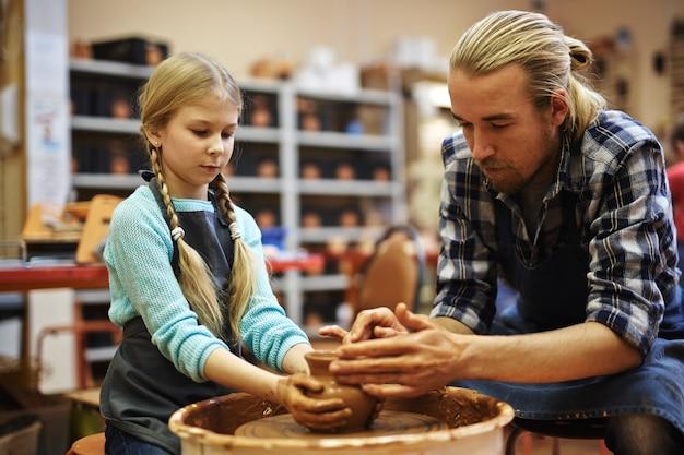 Производство глины