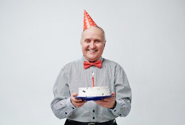 お誕生日おめでとうおじいちゃん
