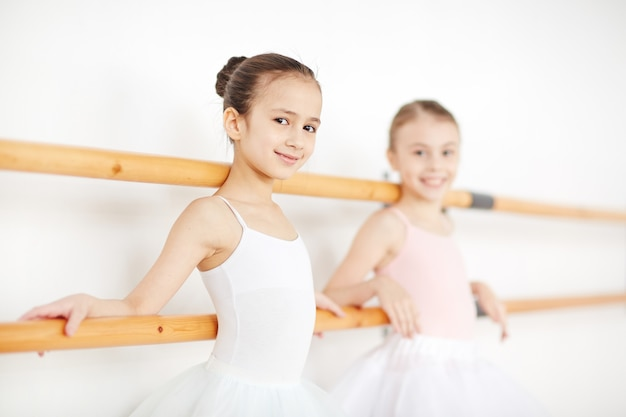 バレエのクラス