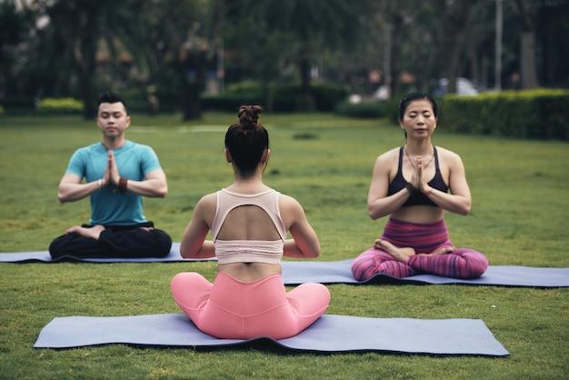 Утренняя медитация