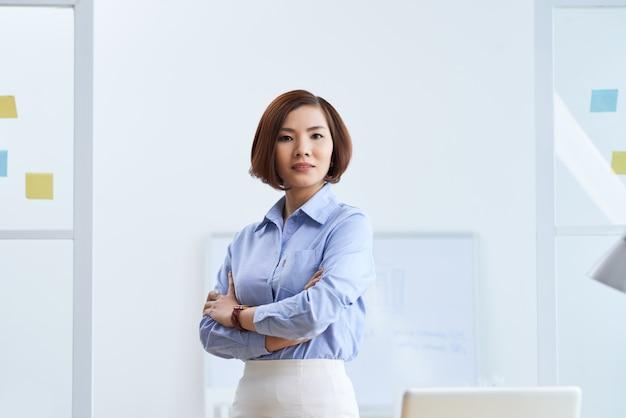 Женщина-предприниматель