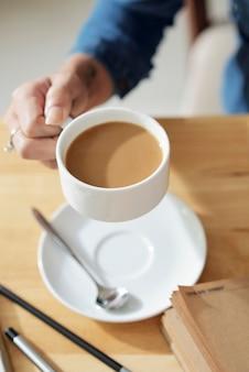 一杯のコーヒー