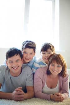 完璧な家族