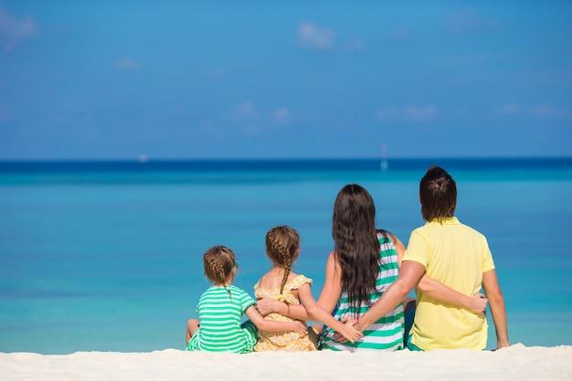 Вернуться мнение счастливой семьи на летние каникулы