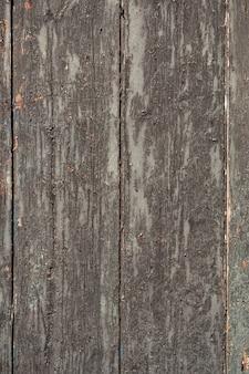 古い塗られた木製の背景