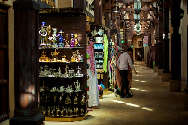 Рынок дубая сук мадинат джумейра