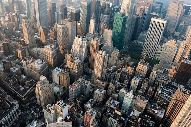 Нью-йоркские небоскребы