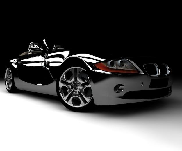 Черная машина