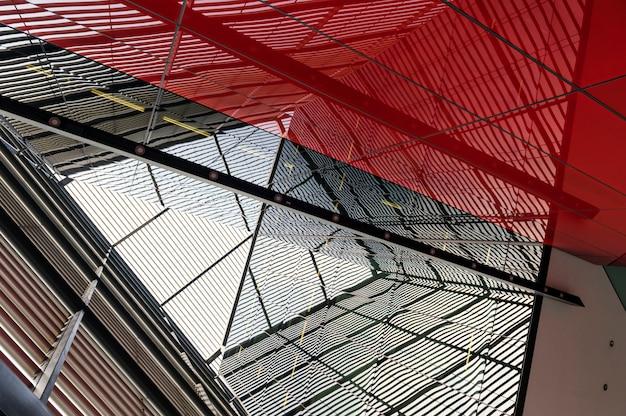抽象的な超高層ビル
