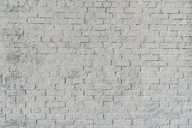 白いレンガの質感