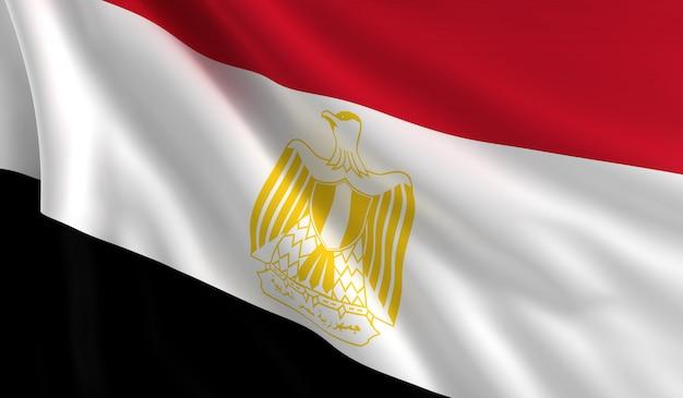 エジプトの旗