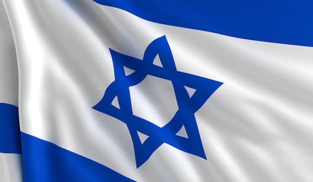 イスラエルの旗