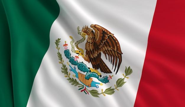 メキシコの旗
