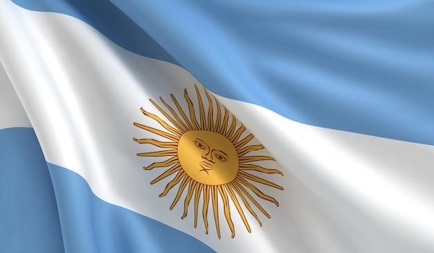 アルゼンチンの旗