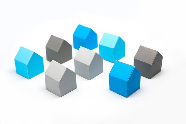 家の概念、理想的な家を探して